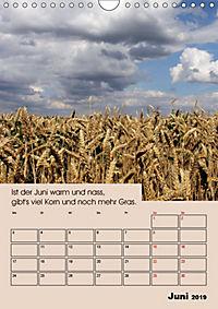 Wetter-Regeln der Bauern (Wandkalender 2019 DIN A4 hoch) - Produktdetailbild 6