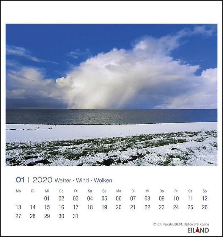 wetter an himmelfahrt 2020