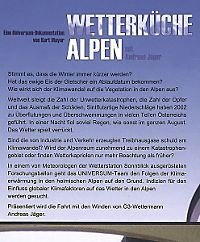 Wetterküche Alpen, DVD - Produktdetailbild 1