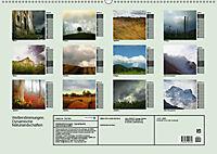 Wetterstimmungen. Dynamische Naturlandschaften (Wandkalender 2019 DIN A2 quer) - Produktdetailbild 13