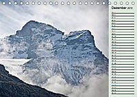 Wetterstimmungen. Dynamische Naturlandschaften (Tischkalender 2019 DIN A5 quer) - Produktdetailbild 12