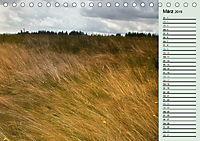 Wetterstimmungen. Dynamische Naturlandschaften (Tischkalender 2019 DIN A5 quer) - Produktdetailbild 3