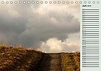 Wetterstimmungen. Dynamische Naturlandschaften (Tischkalender 2019 DIN A5 quer) - Produktdetailbild 6