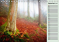 Wetterstimmungen. Dynamische Naturlandschaften (Tischkalender 2019 DIN A5 quer) - Produktdetailbild 9