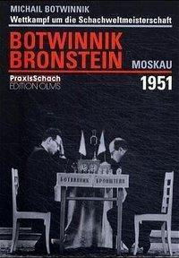 Wettkampf um die Schachweltmeisterschaft Botwinnik - Bronstein, Moskau 1951, Michail Botwinnik