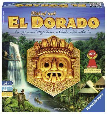 Wettlauf nach El Dorado (Spiel), Reiner Knizia
