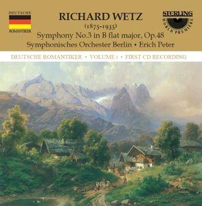 Wetz:Sinfonie 3, Wetz