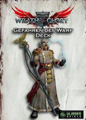 WH40K Wrath & Glory - Gefahren des Warp Kartendeck - Watson Ross pdf epub