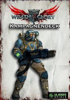 WH40K Wrath & Glory - Kampagnendeck - Watson Ross |