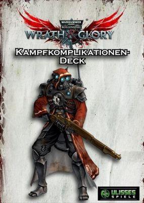WH40K Wrath & Glory - Kampfkomplikationen Kartendeck - Watson Ross pdf epub