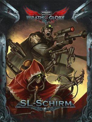 WH40K Wrath & Glory - Spielleiterschirm - Watson Ross pdf epub