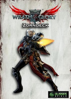 WH40K Wrath & Glory - Zorn Kartendeck -  pdf epub