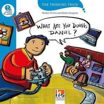 What are You Doing, Daniel?, mit Online-Code, Herbert Puchta, Günter Gerngross