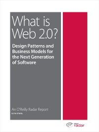 What is Web 2.0, Tim O'Reilly