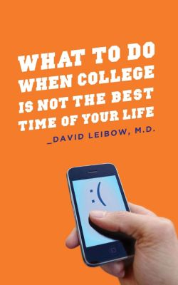 What to Do When College Is Not the Best Time of Your Life, David Leibow