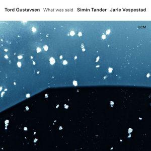 What Was Said, Tord Gustavsen, Simin Tander, Jarle Vespestad
