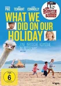 What We Did on Our Holiday, David Tennant,Billy Conolly Rosamund Pike