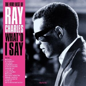 What'D I Say (Pink Vinyl), Ray Charles
