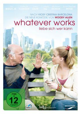Whatever Works - Liebe sich wer kann, Whatever Works