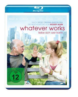 Whatever Works - Liebe sich wer kann, Woody Allen