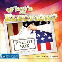 What's an Election?, Nancy Kelly Allen