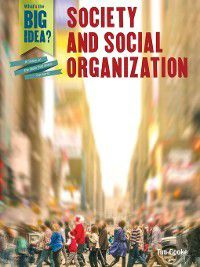 What's the Big Idea? A History of the Ideas That Shape Our World: Society and Social Organization, Tim Cooke