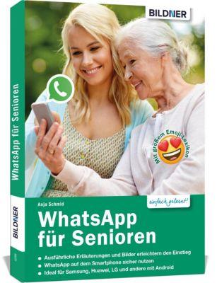 WhatsApp für Senioren, Daniela Eichlseder, Anja Schmid
