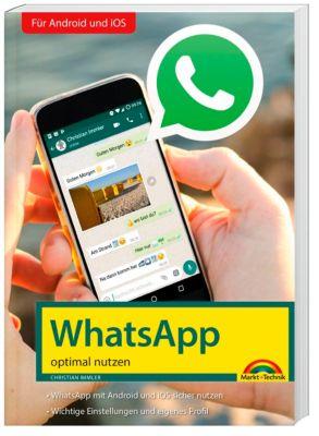 WhatsApp - optimal nutzen, Christian Immler