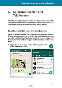 WhatsApp - optimal nutzen - Produktdetailbild 4