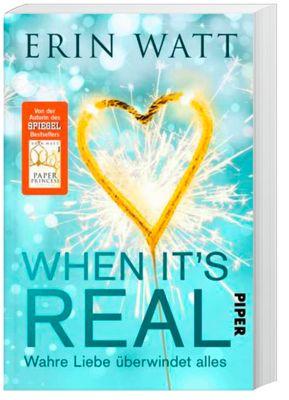 When it's Real - Wahre Liebe überwindet alles, Erin Watt