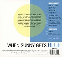 When Sunny Gets Blue (Digipack) - Produktdetailbild 1