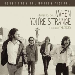 When You're Strange, Ost, The Doors
