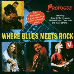 Where Blues Meets Rock V, Diverse Interpreten