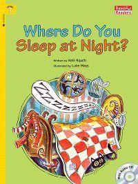Where Do You Sleep at Night?, Kelli Ripatti