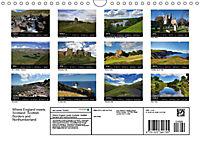 Where England meets Scotland (Wall Calendar 2019 DIN A4 Landscape) - Produktdetailbild 13