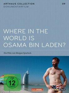 Where in the World Is Osama Bin Laden?, Jeremy Chilnick, Morgan Spurlock