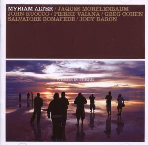 Where Is There, Myriam Alter