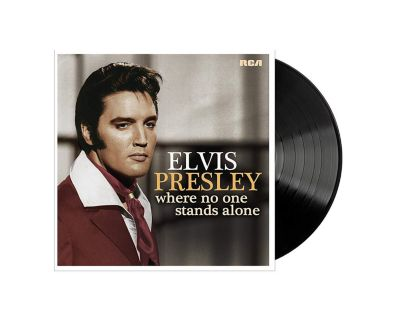 Where No One Stands Alone (Vinyl), Elvis Presley