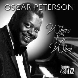 Where Or When, Oscar Peterson