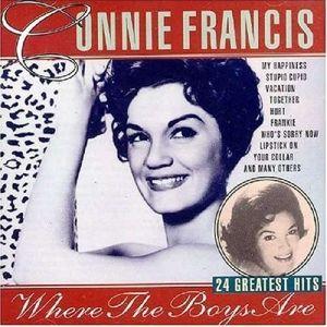 Where The Boys Are, Connie Francis
