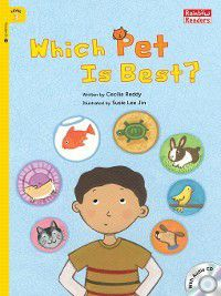 Which Pet Is Best?, Cecilia Reddy
