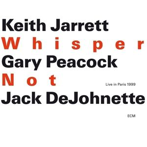 Whisper Not, Keith Trio Jarrett