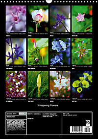 Whispering Flowers (Wall Calendar 2019 DIN A3 Portrait) - Produktdetailbild 13