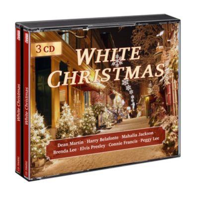 White Christmas - 60 schwungvolle und besinnliche Weihnachtslieder der 50er & 60er (3 CDs)