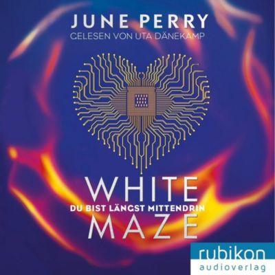 White Maze, 1 MP3-CD, June Perry