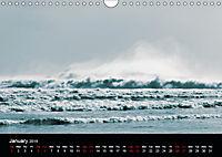 White Water Ocean (Wall Calendar 2019 DIN A4 Landscape) - Produktdetailbild 1