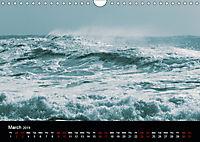 White Water Ocean (Wall Calendar 2019 DIN A4 Landscape) - Produktdetailbild 3