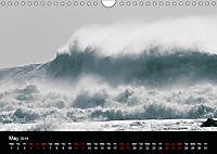 White Water Ocean (Wall Calendar 2019 DIN A4 Landscape) - Produktdetailbild 5