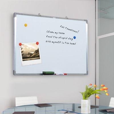 Whiteboard inklusive Zubehör