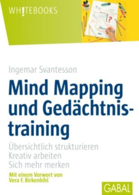 Whitebooks: Mind Mapping und Gedächtsnistraining, Ingemar Svantesson